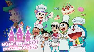 doremon tiếng việt sinh nhật của shizuka hashtag trên BinBin: 58 hình ảnh  và video