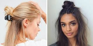 Practical Hairstyles For Moms Hairstyles For Greasy Hair 12 Ways To Disguise Oily Roots