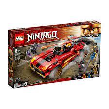 Mã LIFESPIKE19 giảm 10% đơn 99K] LEGO NINJAGO 71737 Siêu Xe Chiến Đấu Của  Kai ( 599 Chi tiết) chính hãng 1,499,000đ