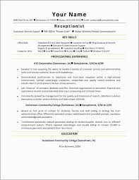 Physician Assistant Resume Examples Free Download