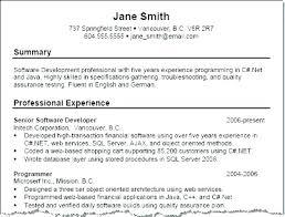 Resume Professional Summary Examples Brave100818 Com