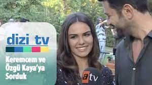 Keremcem ve Özgü Kaya'ya sorduk - Dizi Tv 651. Bölüm - YouTube