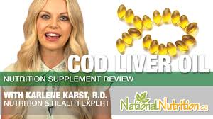 professional supplement review cod liver oil