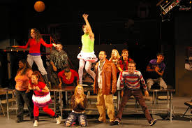 City Lights Theater San Jose Theater Review Rent At City Lights San Jose Stark Insider