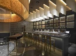 modern restaurant lighting. Restaurant:Beautfiul And Pretty Lighting For Modern Restaurant Bar Design With Unique Ceiling Idea Tasteful R