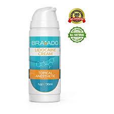 premium numbing cream bravado labs 5 lidocaine topical pain treatment for tattoos face
