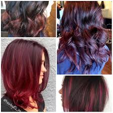 Black Cherry Hair Colors for 2017 \u2013 Best Hair Color Ideas \u0026 Trends ...