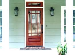 wood exterior door craftsman exterior door wood front doors with glass exterior door with glass clear glass front door wood exterior doors with sidelights