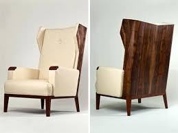 modern wing chair chairs in home interior ideas20