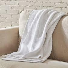 white throw blanket. Exellent Blanket Quickview In White Throw Blanket K