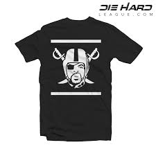 Oakland Raiders - Ice Cube Raiders Logo Black Tee [Best Deal]