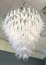chandeliers for chandelier outstanding glass crystals vintage o
