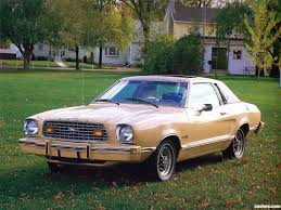 1976 Ford Mustang Ii Ghia - Car Autos Gallery