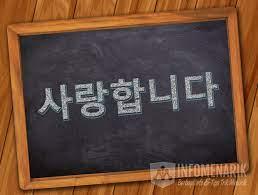 Dari segi penulisannya sendiri, bahasa korea merupakan turunan dari bahasa cina sebagai. Bahasa Korea Panggilan Sayang Bikin Pasangan Romantis Info Menarik