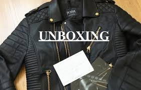 unboxing boda skins leather jacket danny yu