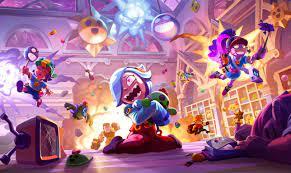 Senior Game Artist (2D/3D), Brawl Stars × Supercell