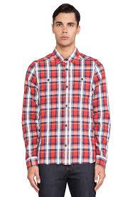 Deus Ex Machina Clothing Size Chart Flanno Shirt