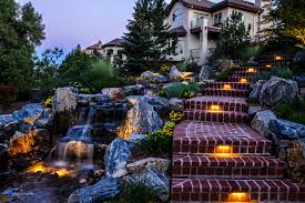 deck lighting ideas. Full Size Of Stair Denver Landscape Lighting Steps Outdoor Connection Elements Interior Kits Accent Step Lights Deck Ideas