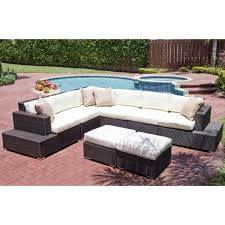 source outdoor furniture. Outdoor Rattan Sectional Furniture Sofa Source E