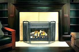 modern fireplace screens s s modern fireplace screensaver modern stainless steel fireplace screens