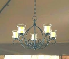 faux candles candle chandelier replacement for real taper wax wrought candle chandelier real lighting uk pillar ideas