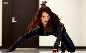 unlike my canary costume i made everything for this one so it is a bit more time consuming i went for the long haired black widow like the picture below