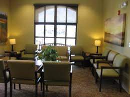 Straight Line Arrangment- This type of furniture arrangement is not  conducive for conversation, but