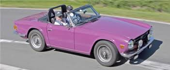 triumph tr6 clic car reviews