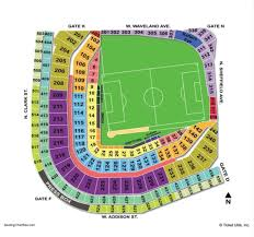 Chicago Cubs Seating Chart Seat Numbers Seating Chart