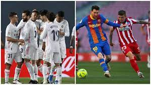 LaLiga Santander: How the LaLiga Santander title race looks now: Real  Madrid only depend on themselves