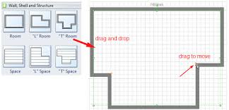 how to create an outstanding floor plancreate the basic exterior wall structure