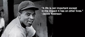 Image result for jackie robinson quotes about civil rights