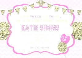 Print Your Own Invites Print Your Own Birth Announcements Budet Pro