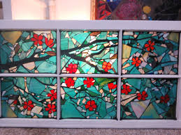 easy mosaic window designs 60 for your small home decor inspiration with mosaic window designs