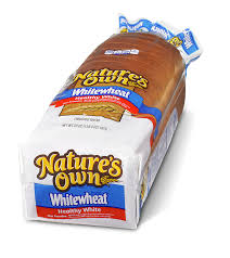 Whitewheat Natures Own Bread