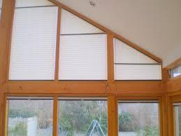 Attic Window Blinds Roof Windows Attic Solutions Ni Attic Windows Blinds Triangular Windows