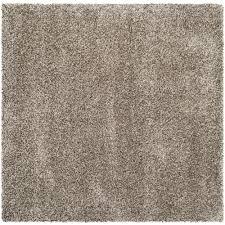 safavieh milan gray 7 ft x 7 ft square area rug