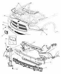 2012 dodge charger fascia front mopar parts giant 2015 dodge charger engine diagram 2012 dodge charger engine diagram