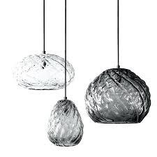 agave lanterns espada n hand blown glass pendant clear glass for hand blown glass pendant lights