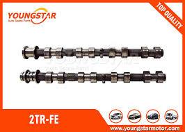 TOYOTA 2TR - FE Engine Camshaft 13501 - 75060 (IN) / 13502 - 75060(EX)