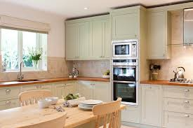 Cabinet Door Styles Kitchen Traditional With Beige Tile Backsplash Cooktop