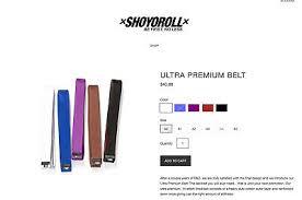 Shoyoroll Belt 25 87 Picclick