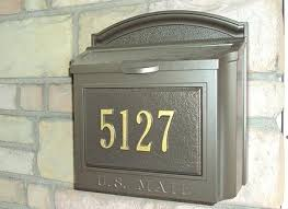 wall mount residential mailboxes. Whitehall Wall Mount Mailboxes Residential Mailbox Bronze X