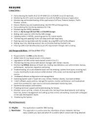 VMware Linux Administrator I Was Your Age Twice Senior System Administrator  Resume samples