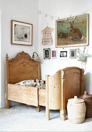 view in gallery this antique wooden bed