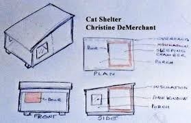 outdoor cat house plans. Cat House Plans Diy Outdoor New Best Shelter O