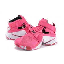 lebron pink shoes. nike lebron soldier 9 \ pink shoes e