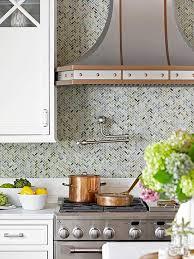 homey authenticity herringbone kitchen backsplash