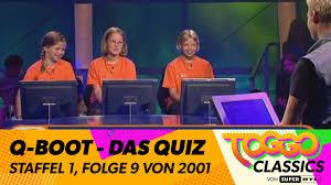 Q Boot Das Quiz Staffel 1 Folge 9 2001 Youtube