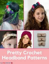 Crochet Headband Pattern Unique 48 Crochet Headband Patterns AllFreeCrochet